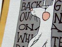 White Bunny book cover