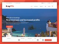 Easy Ota Index Page Design