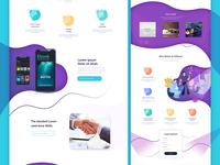 UI-UX for Online digital marketing company