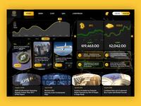 Crypto UI-UX Desgin