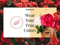 Fleur & Sonnet Web Design
