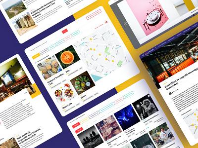 WeLove Publishing website redesign minimal ui clean ui website responsive design interaction design listings online magazine news site website redesign redesign webdesign ux design ui design ux ui