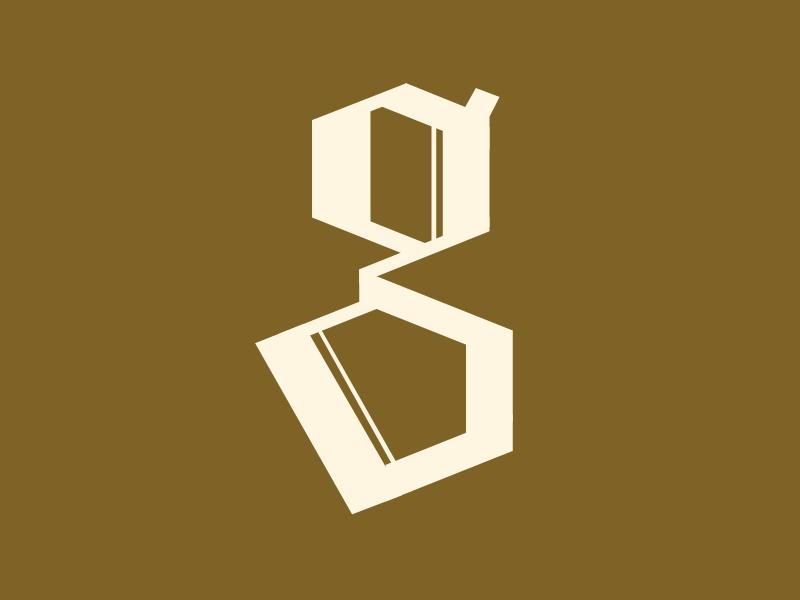 Typehue Week 7: G letter design challenge typography type typehue