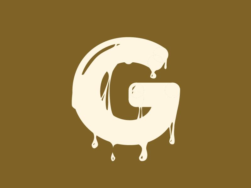 Typehue Week 7: G (Part 2) design challenge tyopgraphy type typehue