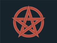 #Typehue Week 16: Pentagram
