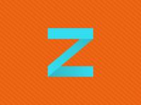 #Typehue Week 26: Z weekly typography type design colour challenge typehue