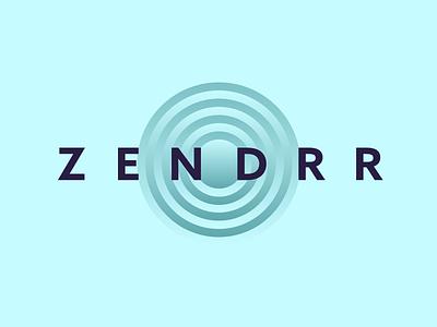 #Typehue Brandom Week 3: Zendrr startup branding logo brand typehue