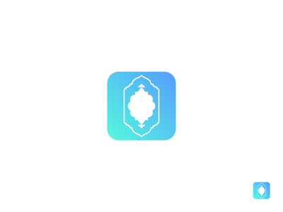 The Noble Quran app icon islamic islam inkscape application icon religion noble quran holy