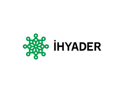 İhyader association logo design dribbble inkscape typography vector society association design logo branding brand identity