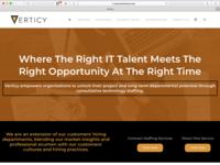Verticy Solutions Website