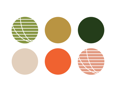 Brand Colors Refresh for LineSync Architecture branding design brand identity brand design brand logodesign color palette brandcolors color branding
