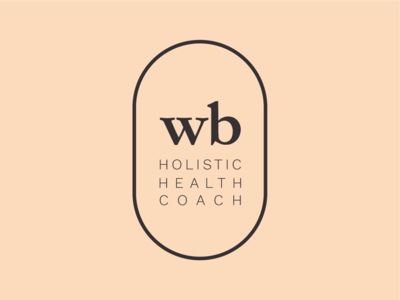 Wellness Bender Logo Option 2 natural vector sustainability logotype logo design typography branding