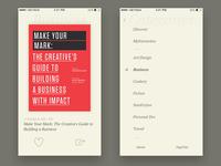 NeuReads - Book Recommendations App