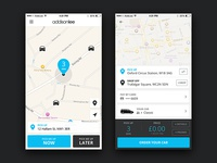 Addison Lee - iPhone App