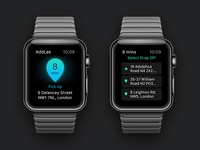 Addison Lee - Apple Watch App