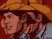 4-D Cowboy