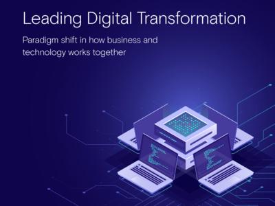 Leading in the era of Digital Transformation