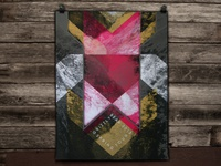 Grizzly Bear Poster by Rural Rooster Full View