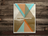 Edward Sharpe Austin Show Poster by Rural Rooster