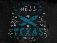 I will go to Texas by Rural Rooster