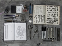 Lettering And Drawing Tools