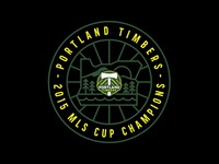 Portland Timbers - MLS Cup Champions