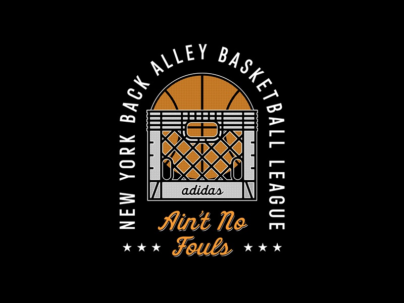 Back Alley Basketball three stripes three stripe life adidas milk crate tom philibeck