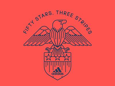 Adidas Eagle tom philibeck bald eagle america eagle adidas