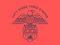 Adidas Eagle