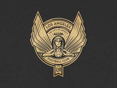 City Of Angels tom philibeck emblem angel los angeles city of angels