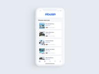 Daily UI 022 - Houser Real Estate - Horizontal View