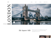Daily ui 031   the london
