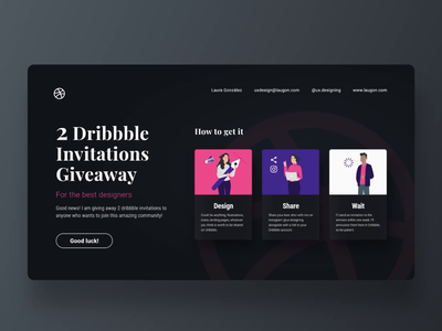 Dribbble Invitations give away giveaway invite design invitation card design designers designer dark web draft invitations invitation invites invite dribbble invitation dribbble best shot dribbble invite dribbble