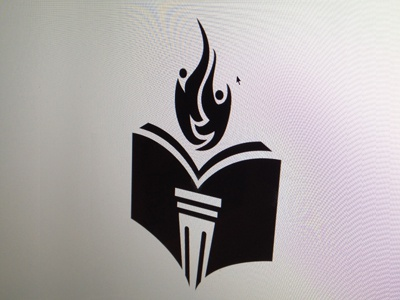 A Torch For Education education torch books kids school logo cleveland 216aj academy