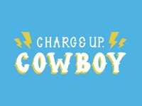 Charge Up Cowboy