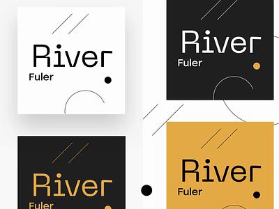 river acc design branding figma logo