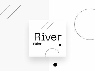 river-acc-web-developer design figma branding logo