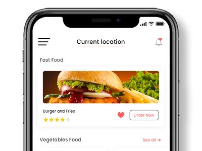 Food App app