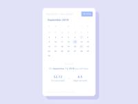 Daily UI 004 / Calculator