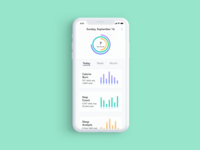 Daily UI 018 / Analytics