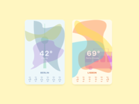 Daily UI 037 / Weather