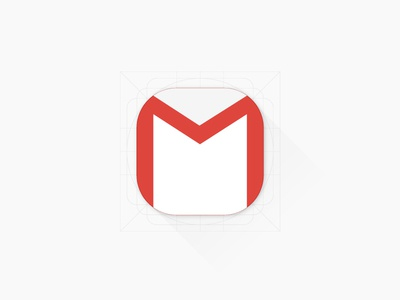 Free Gmail App Icon