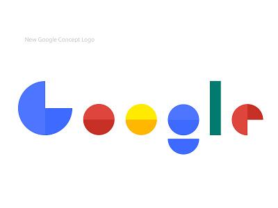Google New Logo 2015 new logo rebrand colors logo flat icon illustrator material design google
