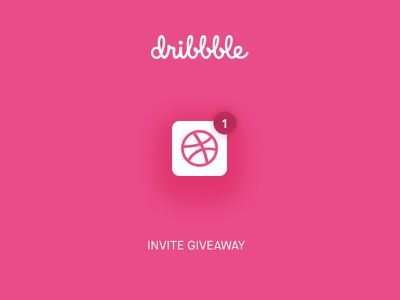 Dribbble Invite Giveaway draft player invitation giveaway invite dribbble