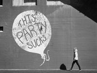 This Party Sucks Logo
