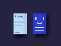 pymo business cards