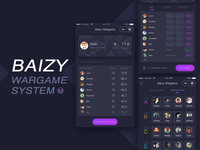 Baizy Wargame System