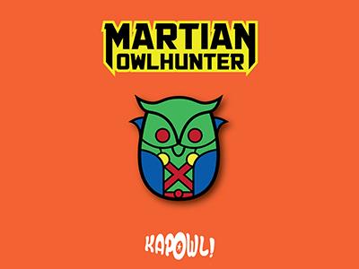 The Martian Owlhunter