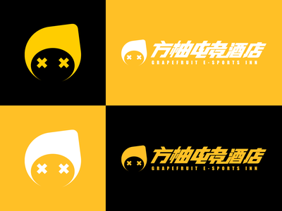 Grapefruit E-sports inn  ---Logo logo