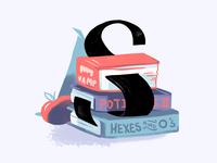 36 days of type • s